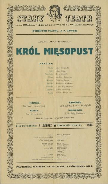 hussakowski_mięsopust_1970_P